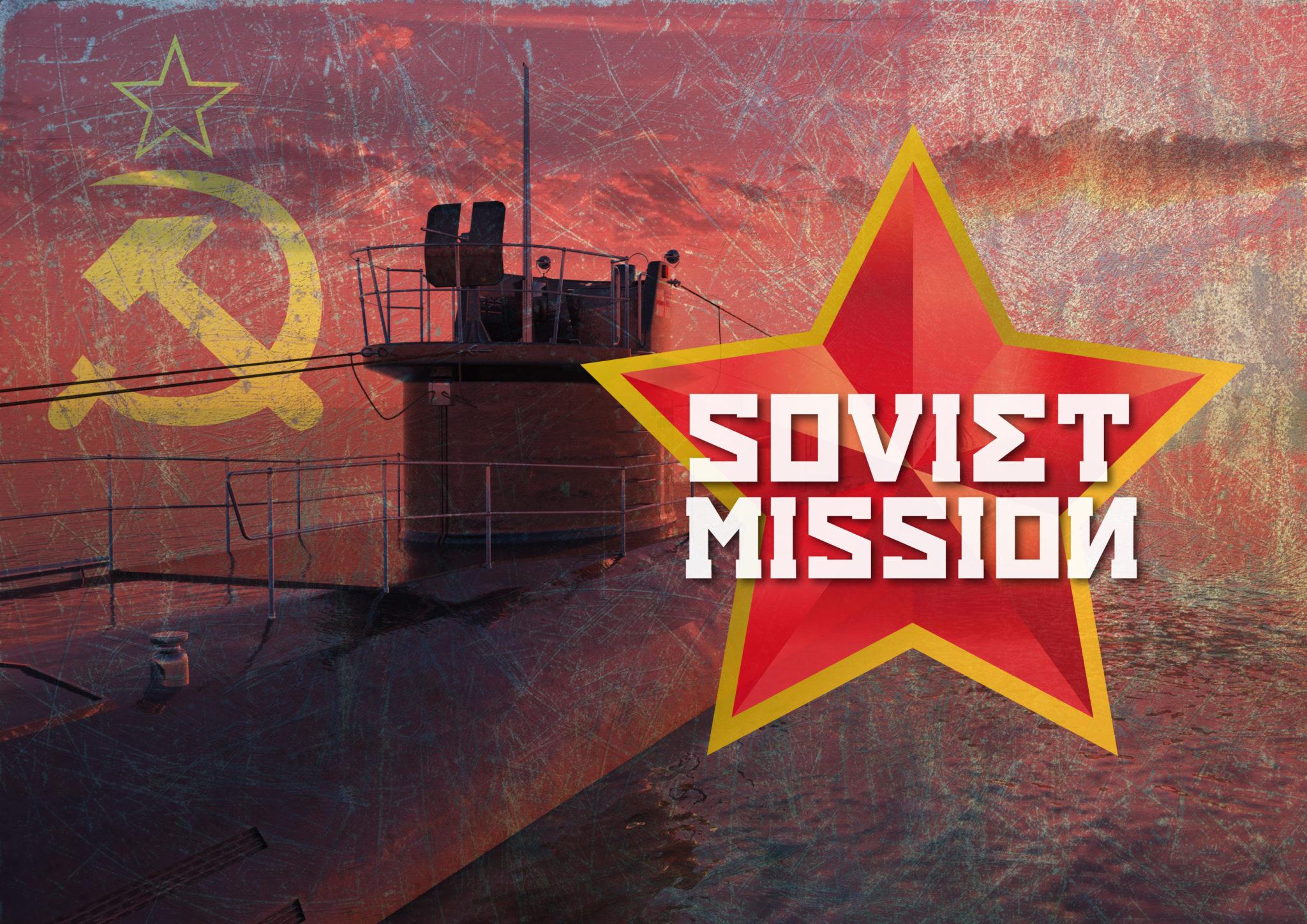 SOVIET MISSION